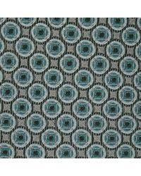 Reiss | Green Grousner Circle Print Tie for Men | Lyst