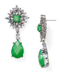 Samantha Wills | Green Parisian Nights Grand Earrings | Lyst