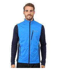 Marmot | Blue Leadville Vest for Men | Lyst