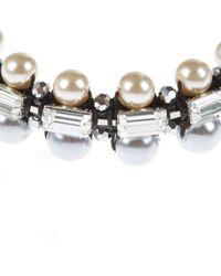 Hobbs - Metallic Invitation Otillie Bracelet - Lyst