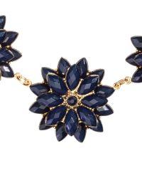 H&M | Blue Necklace With Floral Pendants | Lyst
