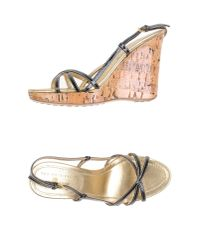 Car Shoe - Natural Sandals - Lyst