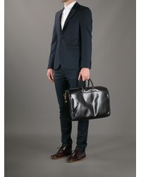 Saint Laurent | Black Classic Holdall for Men | Lyst