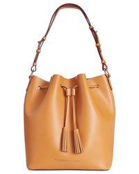 Dooney & Bourke | Brown Large Serena Drawstring Bag | Lyst