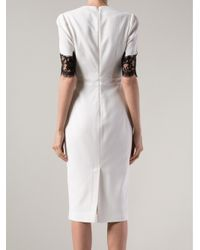 Altuzarra - White Elsa Dress - Lyst