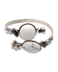 Vickisarge | White Bracelet | Lyst