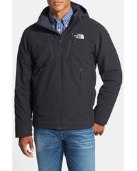 The North Face | Black 'apex Elevation' Windproof & Weather Resistant Primaloft Jacket for Men | Lyst