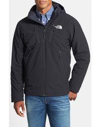The North Face - Black 'apex Elevation' Windproof & Weather Resistant Primaloft Jacket for Men - Lyst