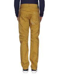 Scotch & Soda - Orange Denim Pants for Men - Lyst