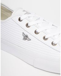 Creative Recreation - White Kaplan Ripple Trainers for Men - Lyst