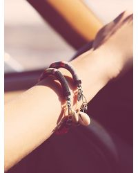 Free People | Multicolor Peruvian Bangle | Lyst