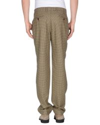 Barbour - Natural Casual Trouser for Men - Lyst