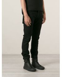 DRKSHDW by Rick Owens - Black Skinny Jeans for Men - Lyst
