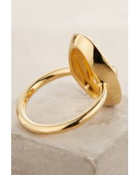 Elizabeth and James | Metallic Monroe Ring | Lyst