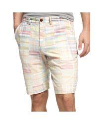 Tommy Hilfiger | Multicolor St Laurent Patchwork Shorts for Men | Lyst
