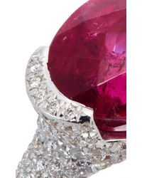 Sidney Garber | Pink Embrace Ring | Lyst