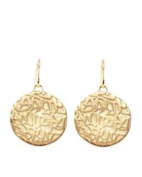 Monica Vinader | Metallic Atlantis Earrings | Lyst