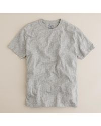 J.Crew | Gray Field Knit T-shirt for Men | Lyst