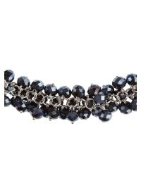 Jacques Vert | Blue Sparkle Bead Necklace | Lyst