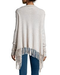 Calypso St. Barth | Natural Godarni Long-sleeve Cashmere Sweater | Lyst
