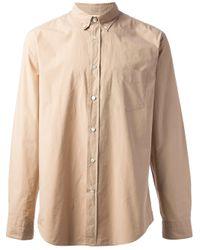 Acne Studios | Natural Classic Shirt for Men | Lyst