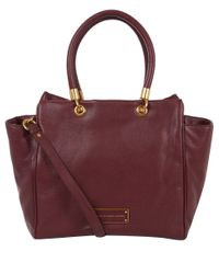 Marc By Marc Jacobs - Red Burgundy Too Hot To Handle Bentley Bag - Lyst