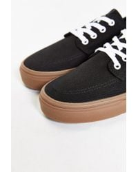 Vans - Brown Brigata Gumsole Sneaker for Men - Lyst
