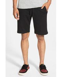 Nike - Black 'everett' Drawstring Shorts for Men - Lyst
