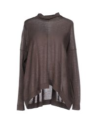 Lamberto Losani | Brown Turtleneck | Lyst