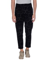 Golden Goose Deluxe Brand - Gray Casual Pants for Men - Lyst