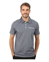 Oakley | Gray Shields Polo for Men | Lyst