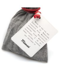 Miansai | Blue Navy & Red Casing Bracelet for Men | Lyst