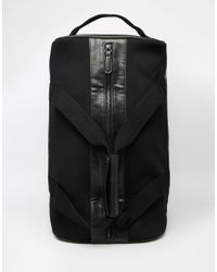 ASOS | Hybrid Holdall Backpack In Black | Lyst