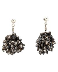 Jean-Francois Mimilla | Metallic Ball Cluster Earrings | Lyst