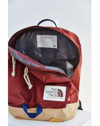 The North Face - Red Youth Mini Crevasses Backpack - Lyst