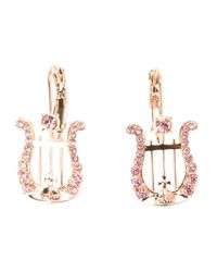 Vivienne Westwood | Pink Calista Earring | Lyst