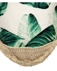 H&M - Green Espadrilles - Lyst