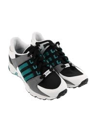 Adidas | Black Equipment Support 93 for Men | Lyst