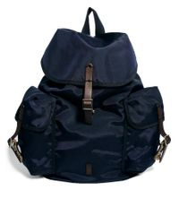 Ben Sherman | Blue Backpack for Men | Lyst