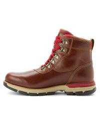 Timberland   Brown Earthkeepers Rugged 6inch Waterproof Plain Toe Boots for Men   Lyst
