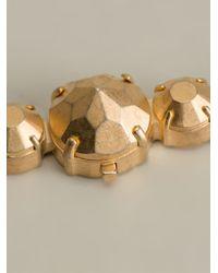 Shourouk   Multicolor 'fox Jumble' Necklace   Lyst