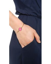 Marc By Marc Jacobs - Pink Classic Marc Skinny Bracelet - Lyst