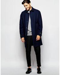 ADPT - Gray Dpt Classic Sweatshirt for Men - Lyst