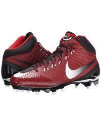 Nike | Red Cj Pro 3 Td for Men | Lyst