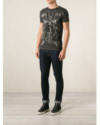 Philipp Plein - Black Promises T-Shirt for Men - Lyst