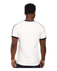 Adidas Originals | White Sport Essentials Tee for Men | Lyst