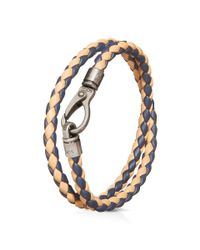 Tod's | Natural Mycolors Bracelet In Leather for Men | Lyst