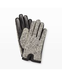 Club Monaco | Gray Jannet Glove | Lyst