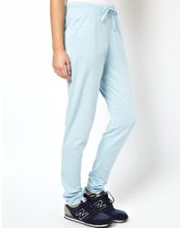 ASOS | Blue Lightweight Sweatpants in Slim Fit | Lyst