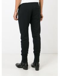 Faith Connexion - Black Track Pant Trousers for Men - Lyst